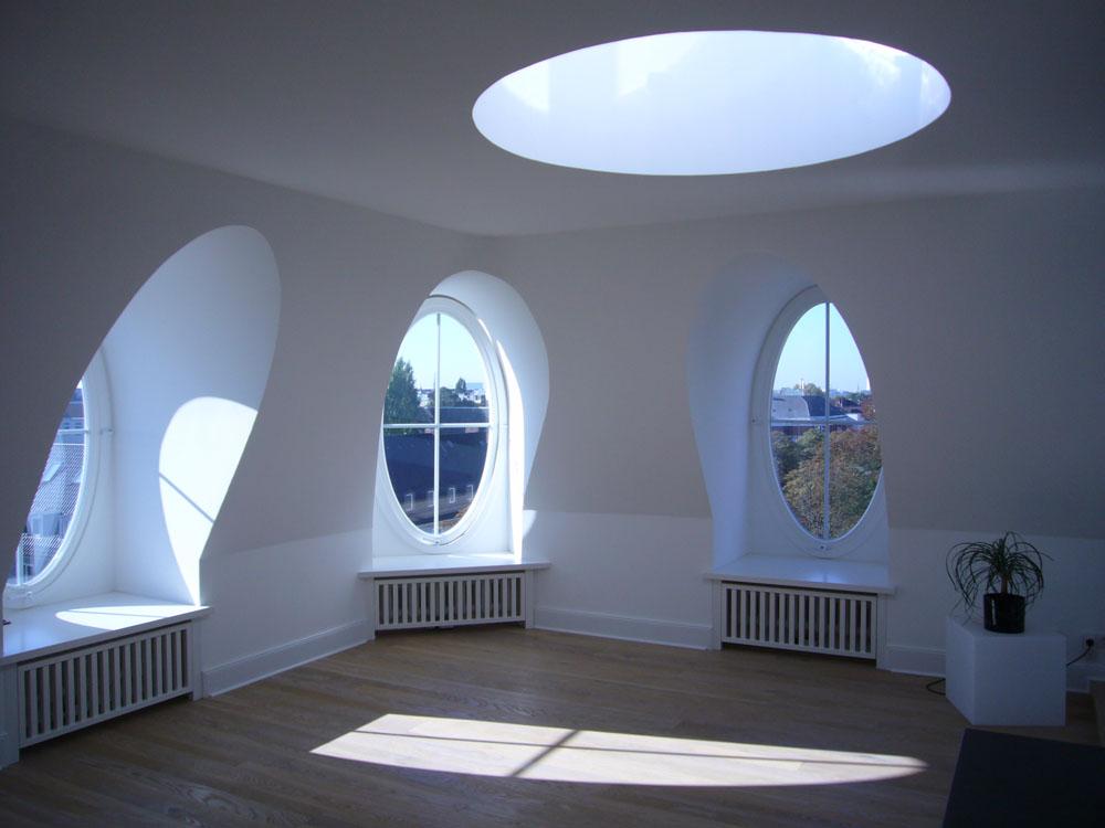 Puristische Küchenzeile ~ penthouse in jugendstilvilla glaserimmobilien com