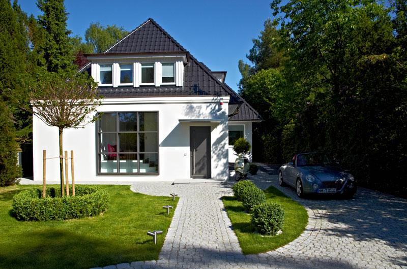 Villa im landhausstil for Villa einrichten